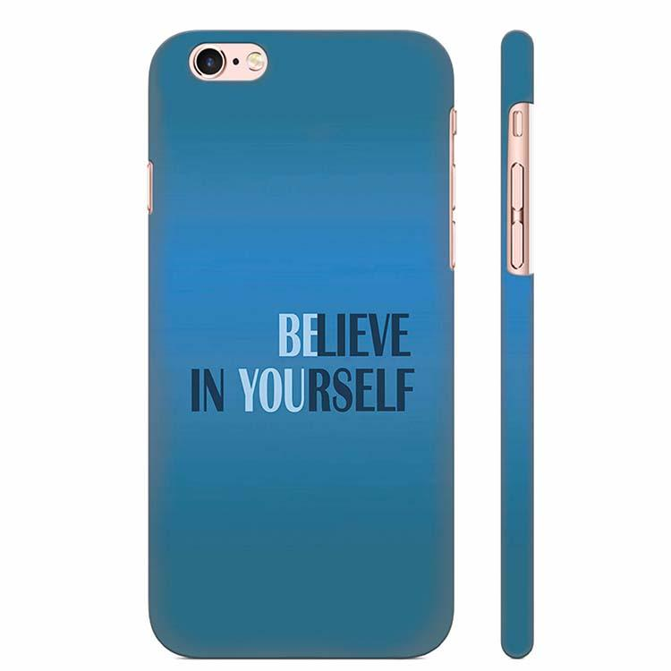 Motivational Quotes Collection Back Cover for Apple iPhone 6 Plus and iPhone 6S Plus