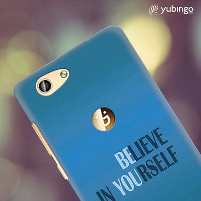 Believe in Yourself Back Cover for Gionee F103 Pro-Image4