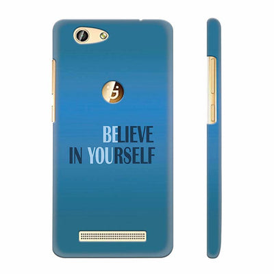 Believe in Yourself Back Cover for Gionee F103 Pro
