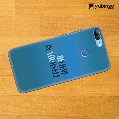 Believe in Yourself Back Cover for Huawei Honor 9 Lite-Image3