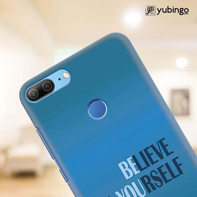 Believe in Yourself Back Cover for Huawei Honor 9 Lite-Image4