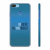 Believe in Yourself Back Cover for Huawei Honor 9 Lite