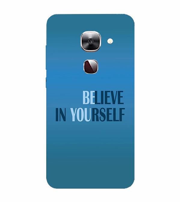 Motivational Quotes Collection Back Cover for LeEco Le 2s
