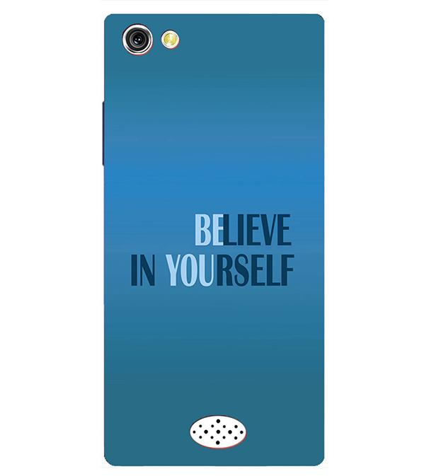 Believe in Yourself Back Cover for Oppo Neo 5