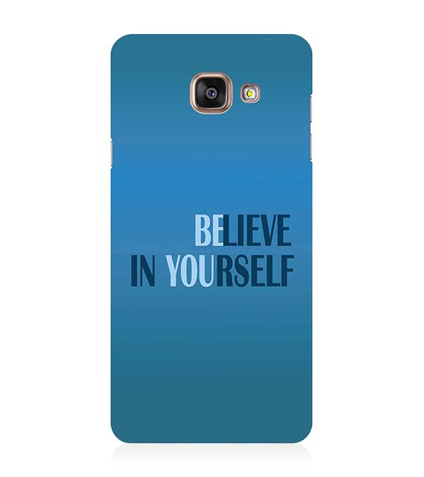Believe in Yourself Back Cover for Samsung Galaxy A5 (6) 2016