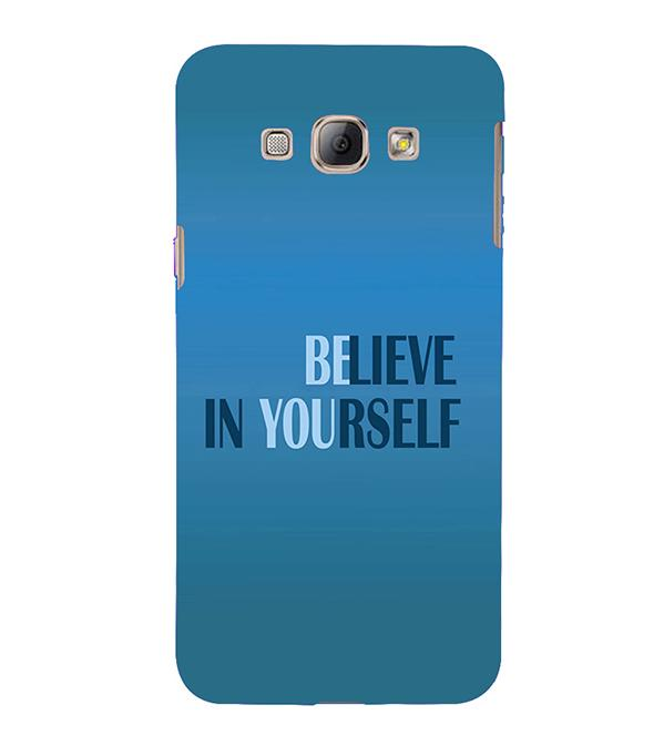 super popular 8648d 5873f Motivational Quotes Collection Back Cover for Samsung Galaxy A8 (2015)