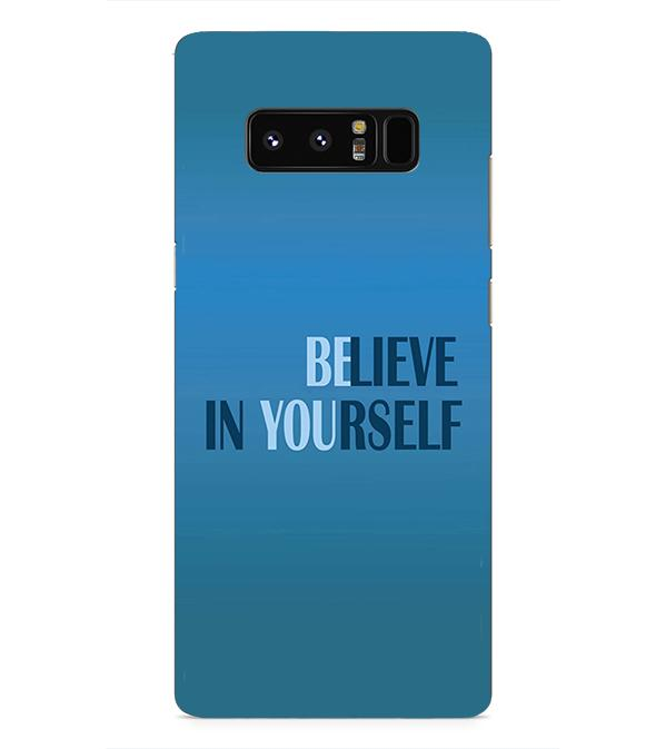 Motivational Quotes Collection Back Cover for Samsung Galaxy Note 8