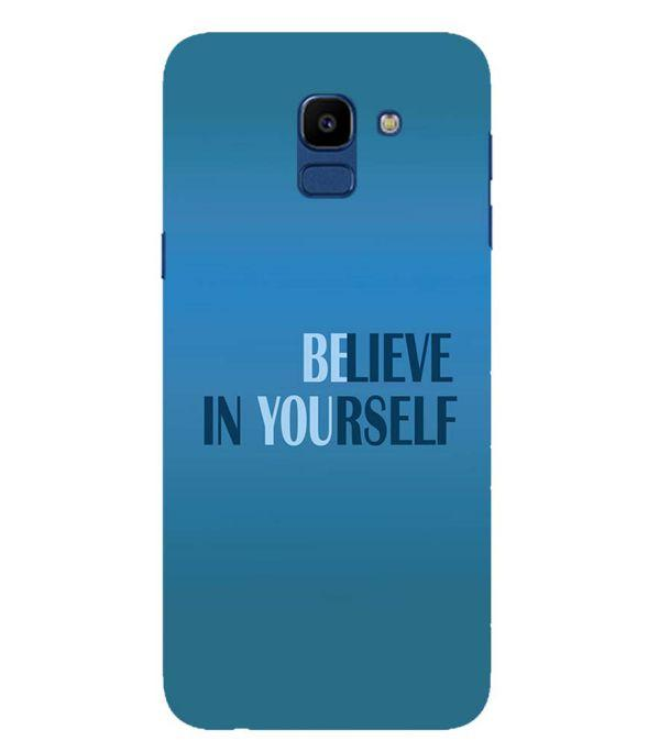 Believe in Yourself Back Cover for Samsung Galaxy On6