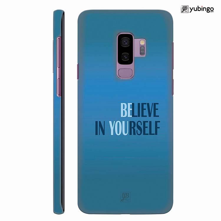 Motivational Quotes Collection Back Cover for Samsung Galaxy S9+ (Plus)