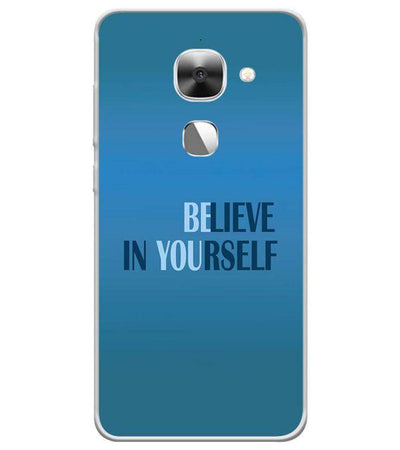 Believe in Yourself Back Cover for LeEco Le 2s-Image3