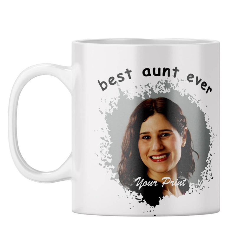 Best Aunt Coffee Mug