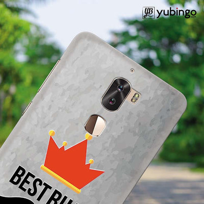 Best Bhai Back Cover for Coolpad Cool 1-Image4