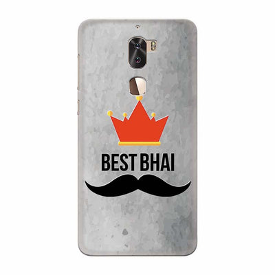 Best Bhai Back Cover for Coolpad Cool 1