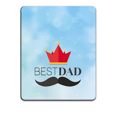 Best Dad Mouse Pad
