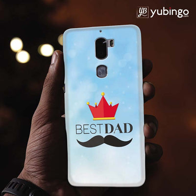 Best Dad Back Cover for Coolpad Cool 1-Image2