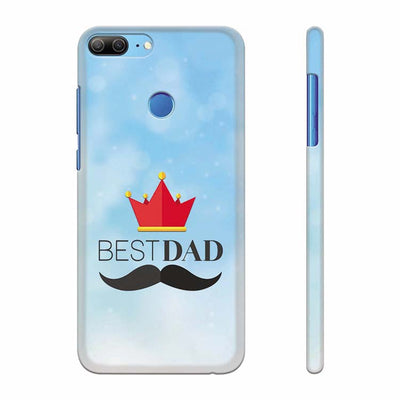 Best Dad Back Cover for Huawei Honor 9 Lite