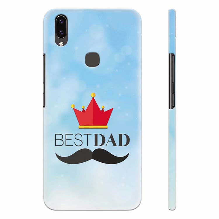 best loved 21b7f a07eb Best Dad Back Cover for Vivo V9