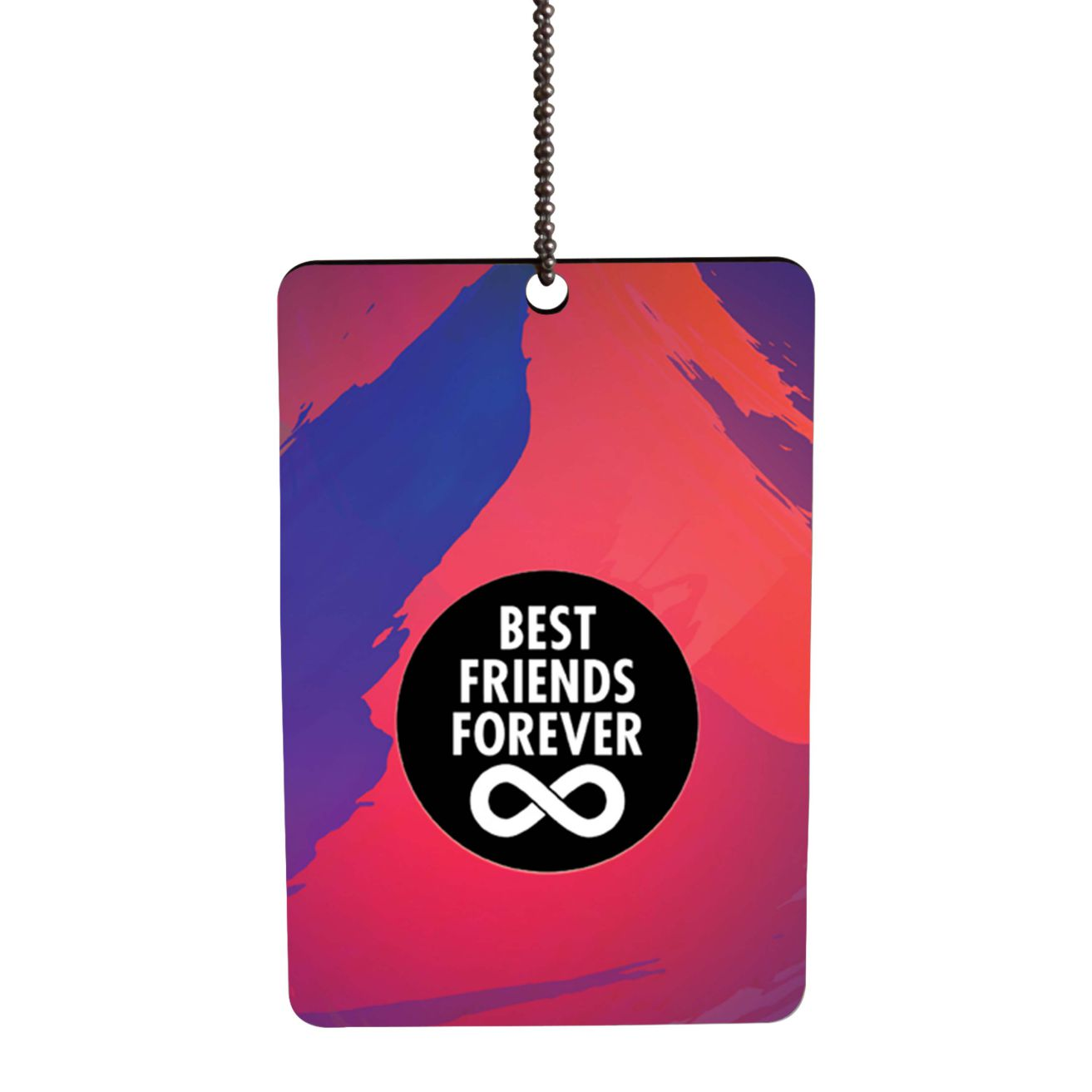 Best Friends Forever Car Hanging