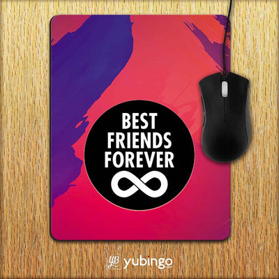 Best Friends Forever Mouse Pad-Image2