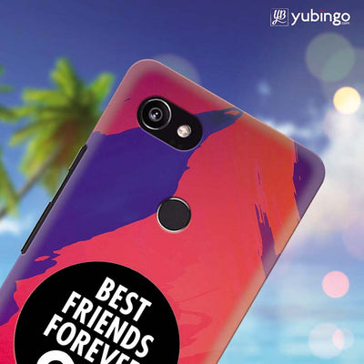 Best Friends Forever Back Cover for Google Pixel 2 XL (6 Inch Screen)-Image4