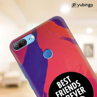 Best Friends Forever Back Cover for Huawei Honor 9 Lite-Image4