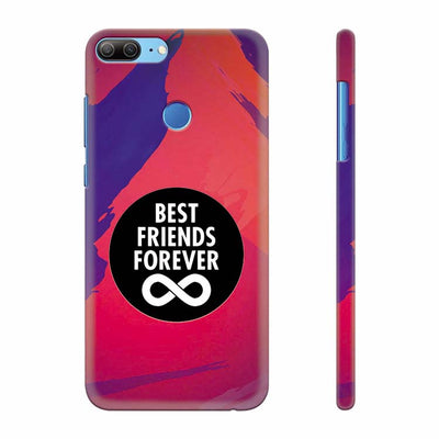 Best Friends Forever Back Cover for Huawei Honor 9 Lite