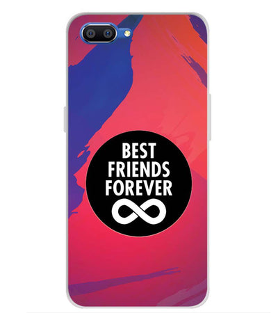 Best Friends Forever Back Cover for Realme C1 (2019)-Image3