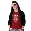 Best Men Customised Men T-Shirt-Maroon