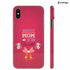 Best Mom in the World Back Cover for Apple iPhone X