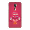 Best Mom in the World Back Cover for Coolpad Cool 1