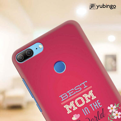 Best Mom in the World Back Cover for Huawei Honor 9 Lite-Image4
