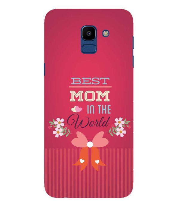 Best Mom in the World Back Cover for Samsung Galaxy On6