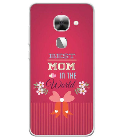 Best Mom in the World Back Cover for LeEco Le 2s-Image3