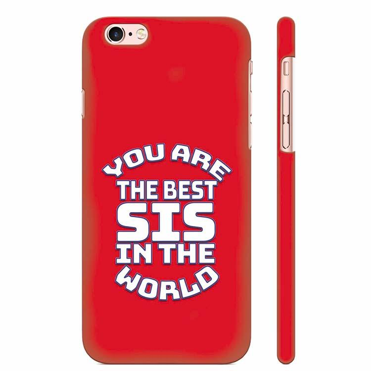 Sister Collection Back Cover for Apple iPhone 6 Plus and iPhone 6S Plus