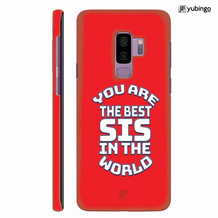 Sister Collection Back Cover for Samsung Galaxy S9+ (Plus)