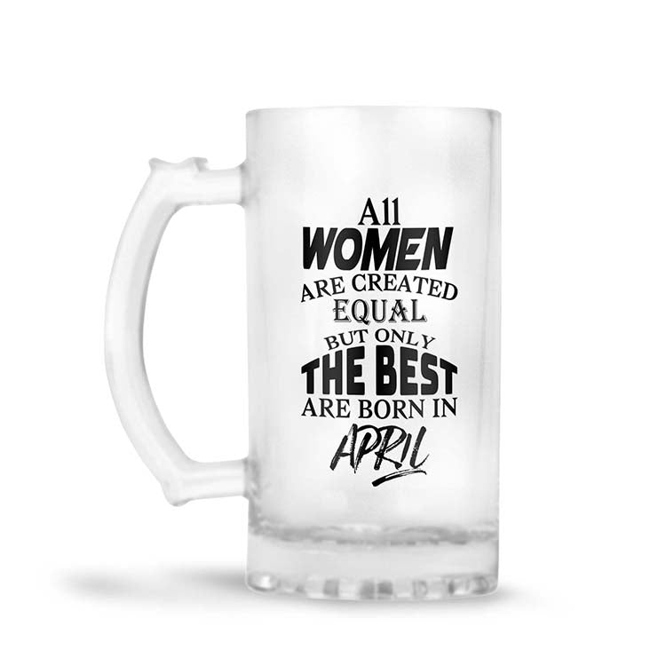 Best Women Beer Mug
