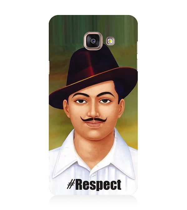 Bhagat Singh Back Cover for Samsung Galaxy A5 (6) 2016