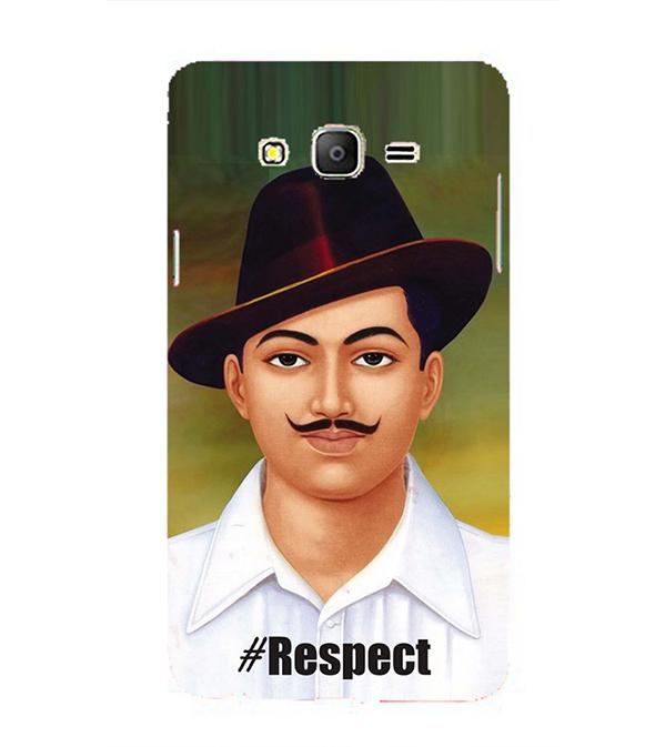 Bhagat Singh Back Cover for Samsung Galaxy On5 and On5 Pro