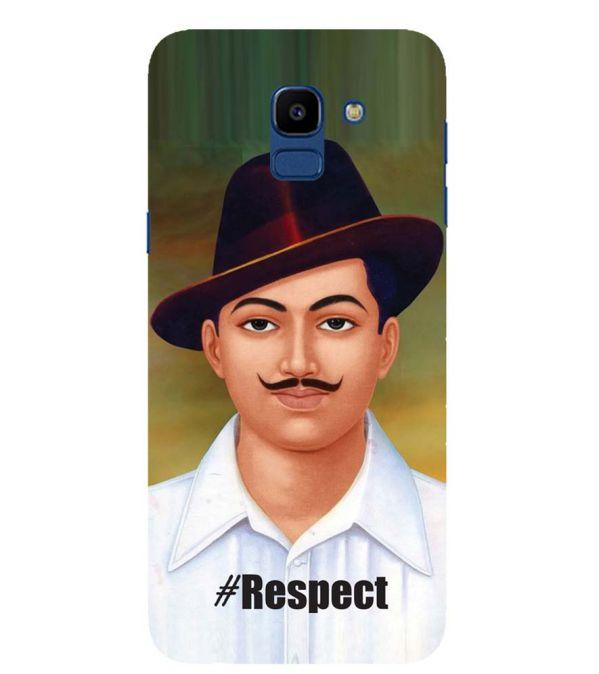 Bhagat Singh Back Cover for Samsung Galaxy On6
