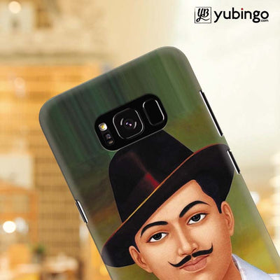 Bhagat Singh Back Cover for Samsung Galaxy S8 Plus-Image4