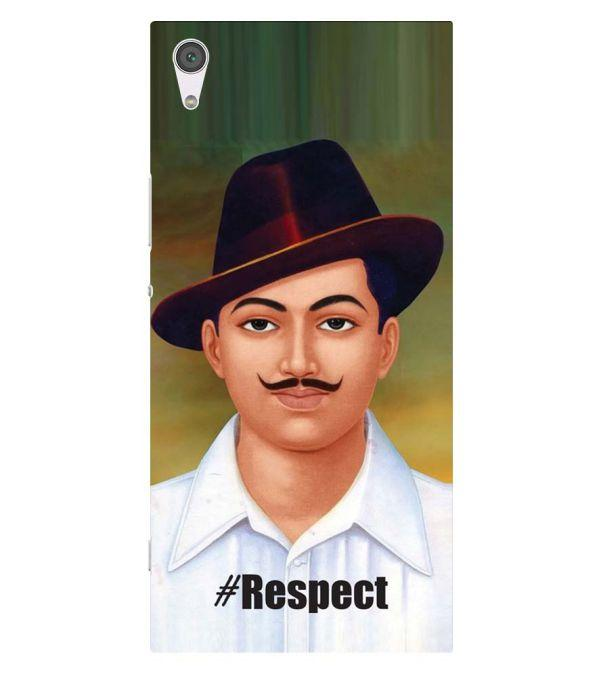 Bhagat Singh Back Cover for Sony Xperia XA1