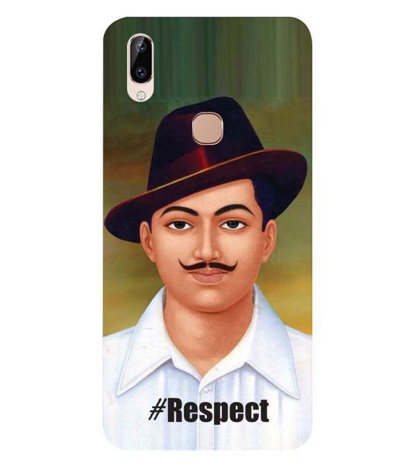 Bhagat Singh Back Cover for Vivo Y83 Pro