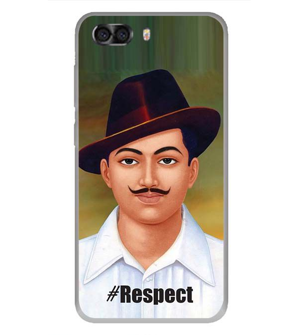 Bhagat Singh Back Cover for InFocus Turbo 5 Plus