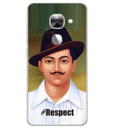 Bhagat Singh Back Cover for LeEco Le 2s-Image3