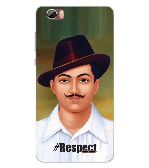 Bhagat Singh Back Cover for Sansui Horizon 2-Image3