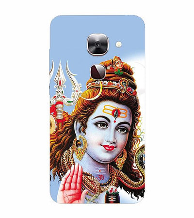 Bhagwan Shiv Back Cover for LeEco Le 2s