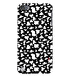 Black And White Pattern Back Cover for Apple iPod Touch 5