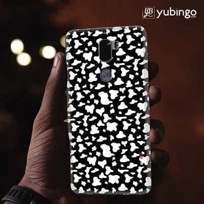 Black And White Pattern Back Cover for Coolpad Cool 1-Image2