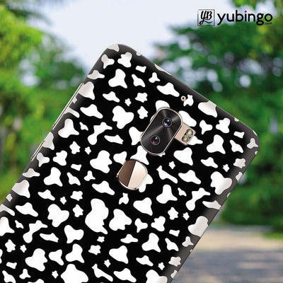 Black And White Pattern Back Cover for Coolpad Cool 1-Image4