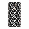 Black And White Pattern Back Cover for Coolpad Cool 1